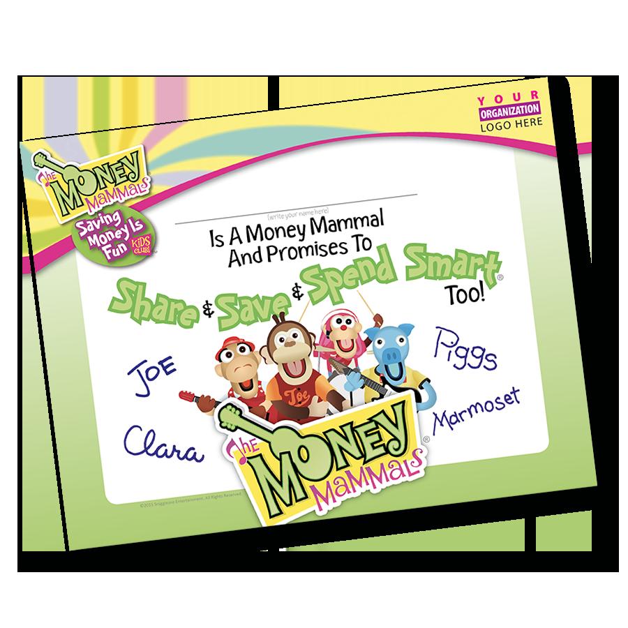 Membership Certificate Image