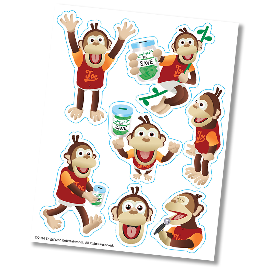 Sticker Sheet Image